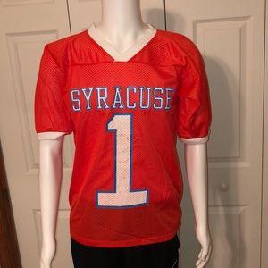 Vintage Syracuse University Football Jersey